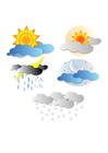 bild vädersysmboler