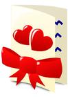 bild Valentinkort