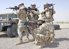 Foto amerikansk militärpropaganda