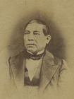 Foto Benito Juárez - cirka 1868