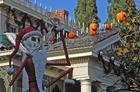 Foto dekoration till Halloween