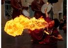 """Foto eldslukare från """"Jaipur Maharaja Brass Band"""""""