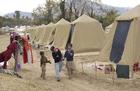 Foto flyktingläger - Pakistan