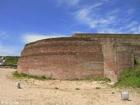 Foto fort Napoleon i Oostende