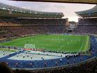 Foto fotbollsstadion