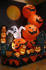 Foto halloween - spöken