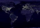 Foto Jorden på natten - urbana områden 2