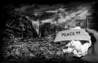 Foto krig