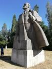 Foto Lenin Sofia staty