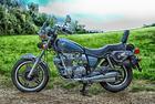 Foto motorcykel - Honda