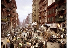 Foton New York - Mulberry Street 1900
