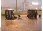 Foto översvämning