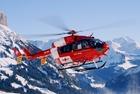 Foto räddningshelikopter