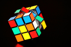 Foto rubiks kub
