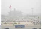 Foto smog i Peking
