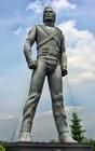 Foto staty av Michael Jackson