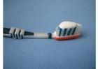 Foto tandborste med tandkräm