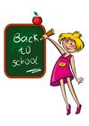 bild tillbaka till skolan