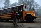 Foto  tillbaka till skolan