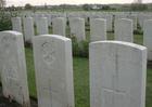 Foto Tyne Cot-kyrkogården
