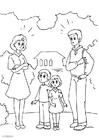 Målarbild 2. skilsmässa