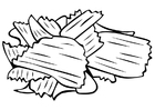 Målarbild chips
