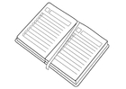 Målarbild dagbok