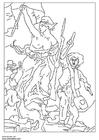 Målarbild Delacroix