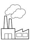 Målarbild fabrik