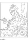 Målarbild Fragonard