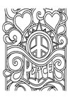 Målarbild fred