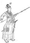 Målarbild Han Xin