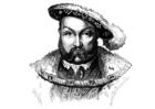 Målarbild Henrik VIII
