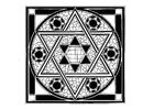 Målarbild judisk bild