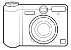 Målarbild kamera