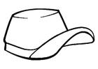 Målarbild keps
