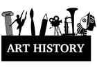 Målarbild konst historia