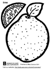 Målarbild Lime