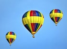 Målarbild luftballonger