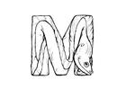 Målarbild m-moray