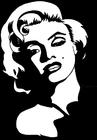 Målarbild Marilyn Monroe