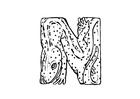 Målarbild n-newt