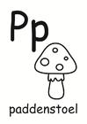 Målarbild p
