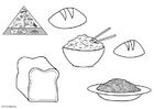 Målarbild Produkter frÃ¥n sädeslag
