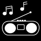 Målarbild radio