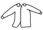 Målarbild skjorta