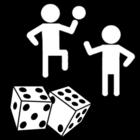 Målarbild spel och lekar