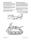 Målarbild stridsvagn av typen Sexton