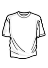 Målarbild t-shirt