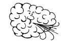 Målarbild vind